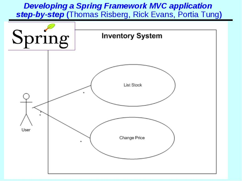 Developing a Spring Framework MVC application step-by-step (Thomas Risberg, R...