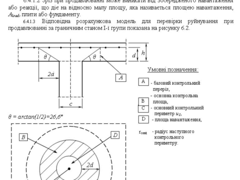 Новий нормативний документ з розрахунку залізобетонних конструкцій Перша груп...