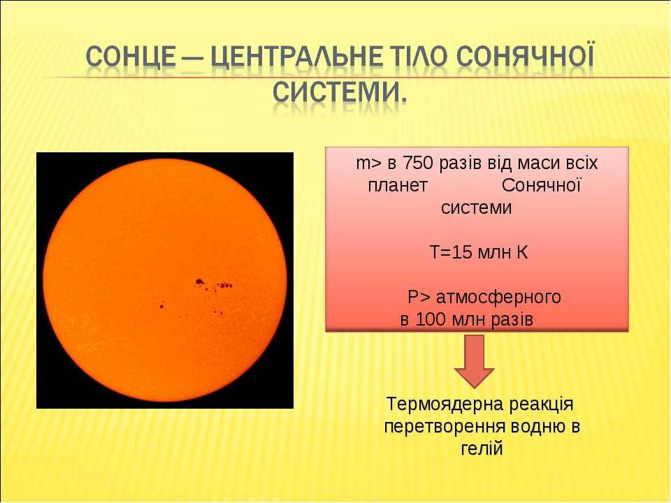 Термоядерна реакція перетворення водню в гелій